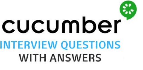 20 Most Popular Cucumber BDD Interview Questions and Answers