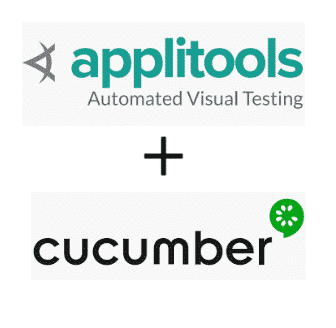 Applitools with Cucumber BDD